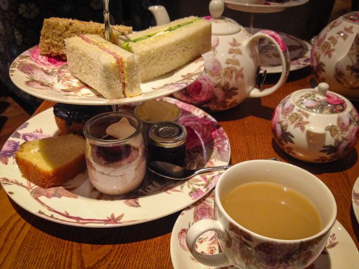 Afternoon Tea in London recommendations by The Tour Guy