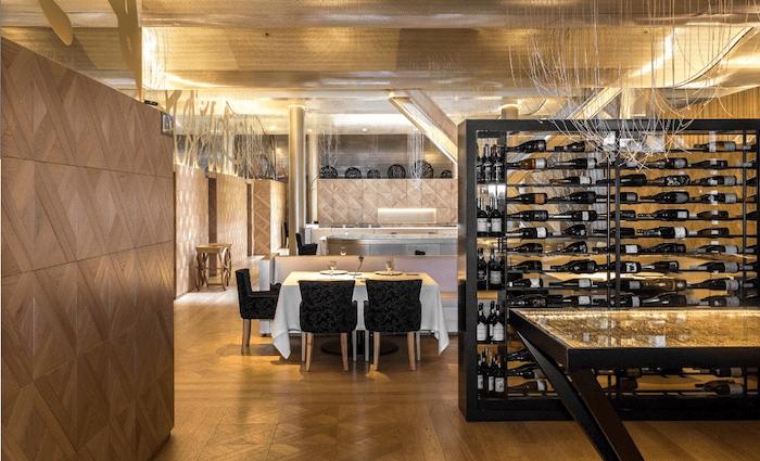Lasarte Top Restaurants near Passeig de Gracia Barcelona
