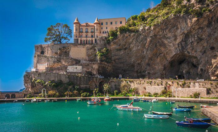 Where to Stay along the Amalfi Coast