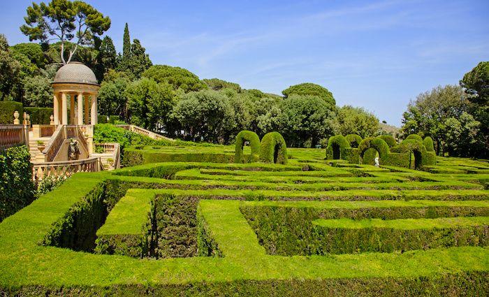 Parc del Laberint d'Horta Barcelona's Top Attractions