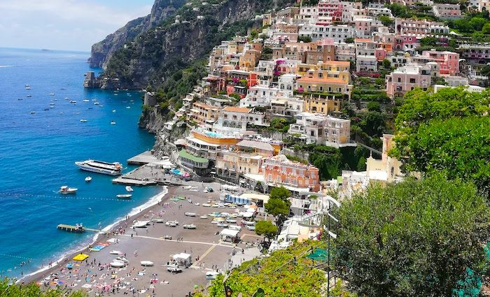 Marina Grande Positano  Amalfi Coast Top Attractions