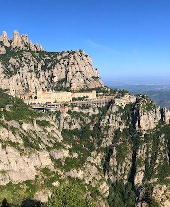 Best Restaurants in Montserrat Spain