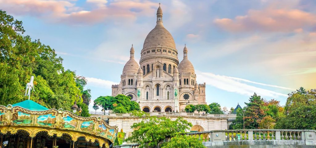 Where to Eat Montmartre and sacre Coeur