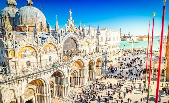 St. Mark's Basilica Venice's Top Attraction