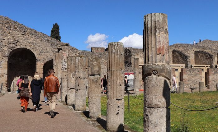 Top Attractions near Amalfi Coast - Pompeii