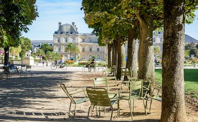 Top Things to do in Europe  Luxembourg Gardens Paris
