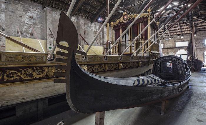 Venetian Naval Museum - Museo Storico Navale Venezia