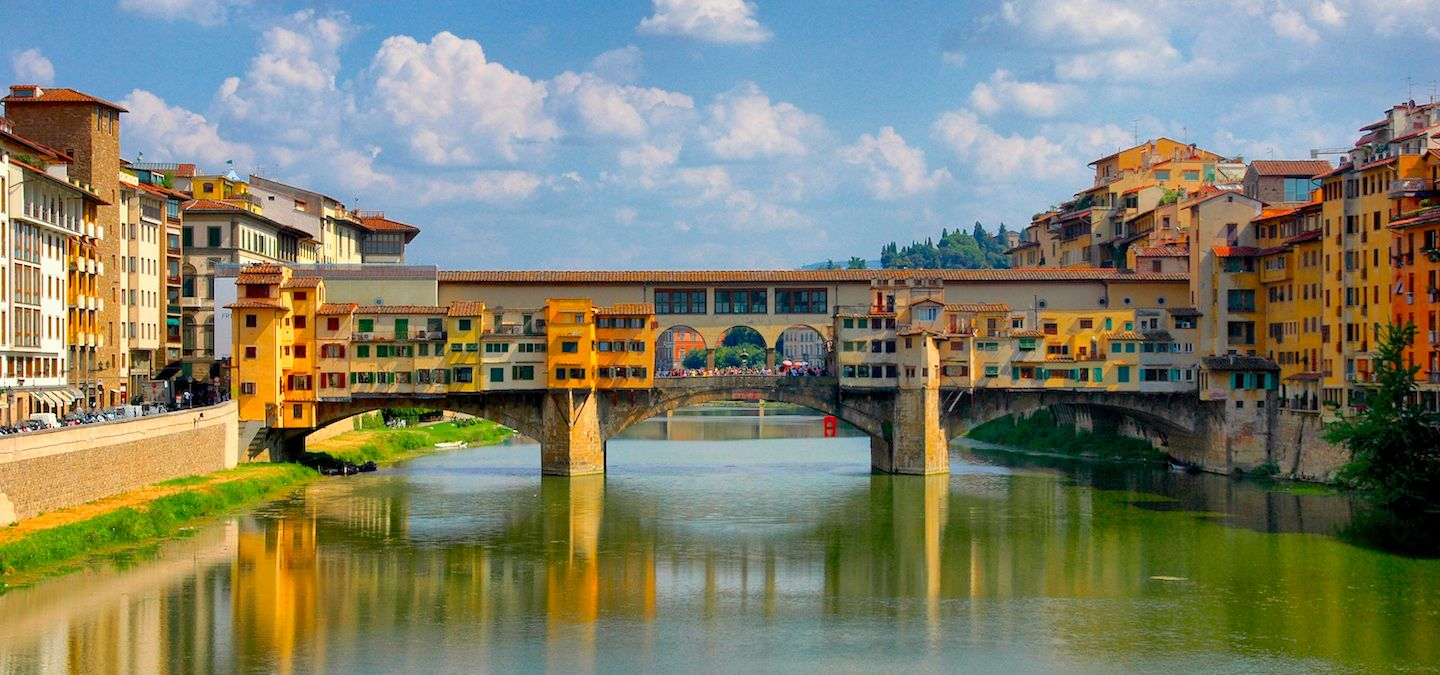 The 10 Best Restaurants Near the Ponte Vecchio in Florence