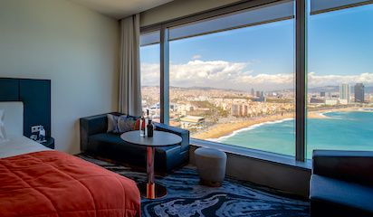 best hotels and places to stay in Barcelona