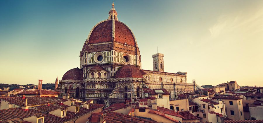Where to stay in Florence view florence cathedral il duomo