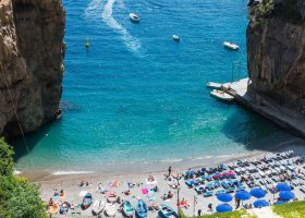 Top 15 Beaches Along the Amalfi  Coast in 2021