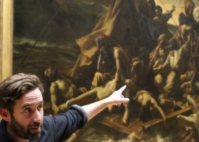 17 Most Famous Paintings in the Louvre Museum, Paris