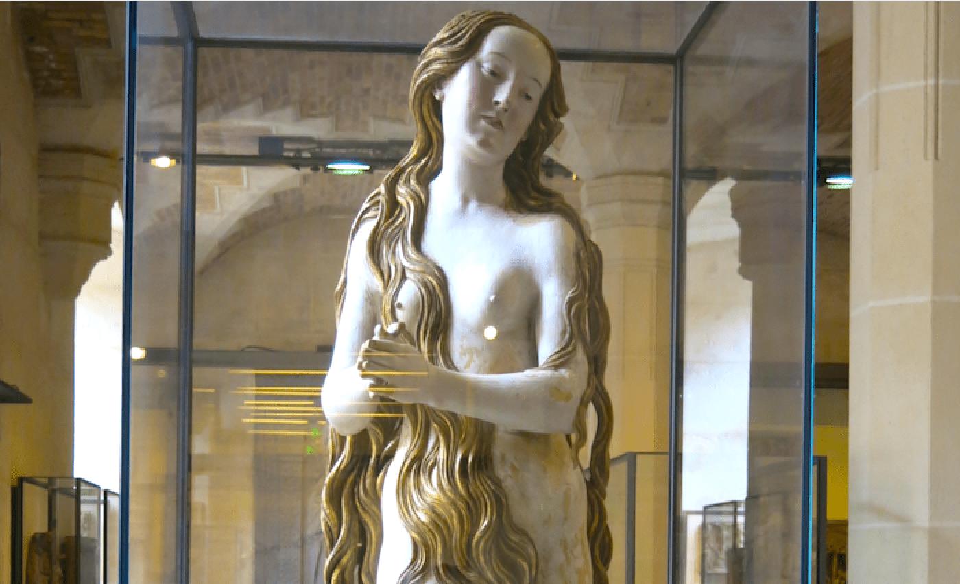 Saint Mary Magdalene (Pénitente) Louvre