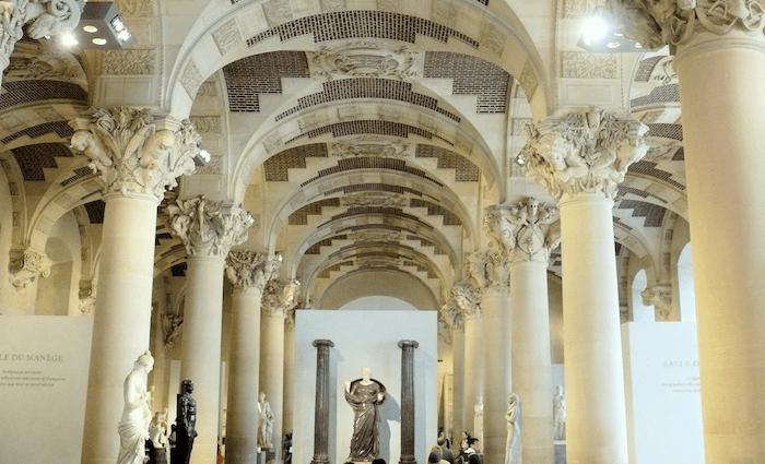 Salle du Manège Louvre