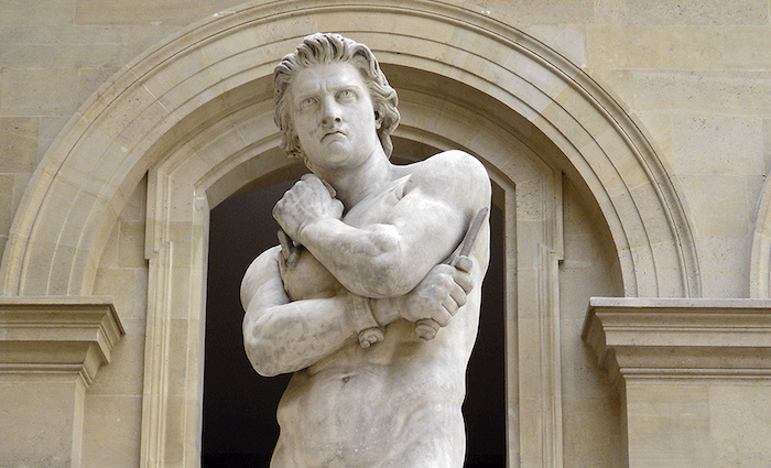 14 Famous Sculptures Statues At The Louvre Paris The Tour Guy