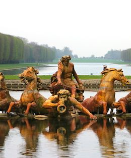 Top Things to See in Versailles Fountain of Apollo Versailles Gardens