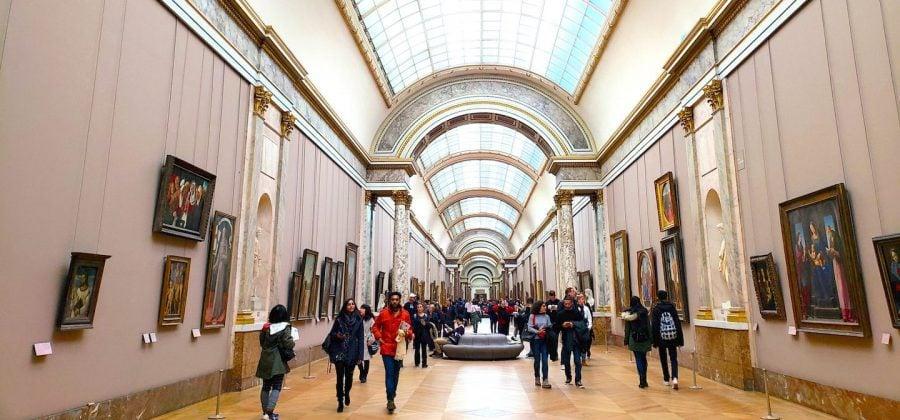 Louvre Corridor Tickets Hours