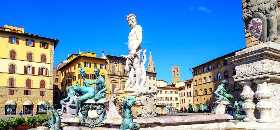 Where is the Uffizi Gallery?