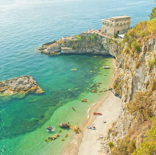 The best hotels in the Amalfi Coast