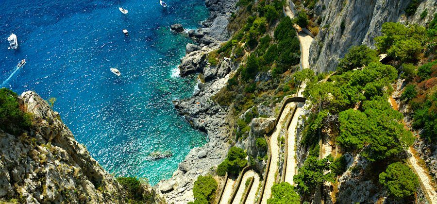 the tour guy best capri beaches