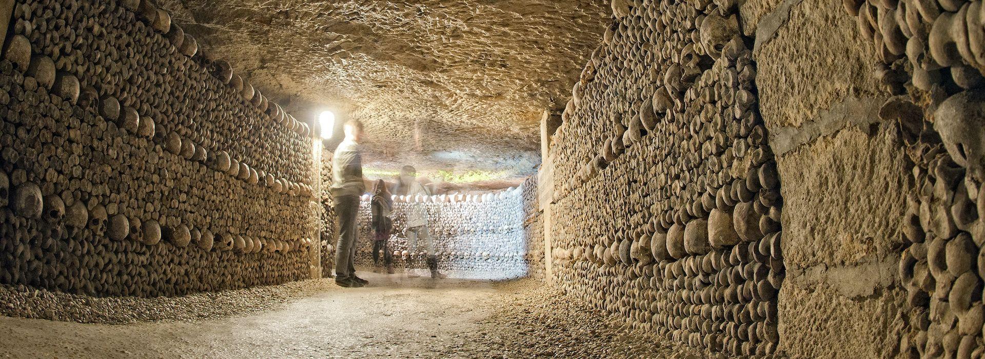 Paris Catacombs Attraction