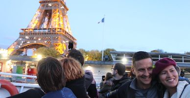 Eiffel Tower Tour with Boat cruise