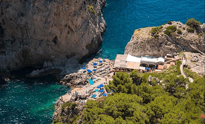 the tour guy beach capri