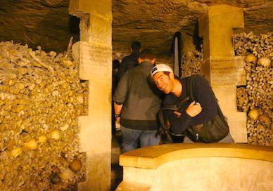 Paris Catacombs Small Group Tour