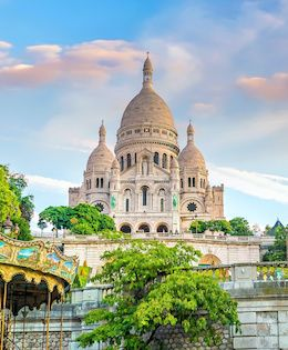 Best restaurants in Montmartre near sacre cour