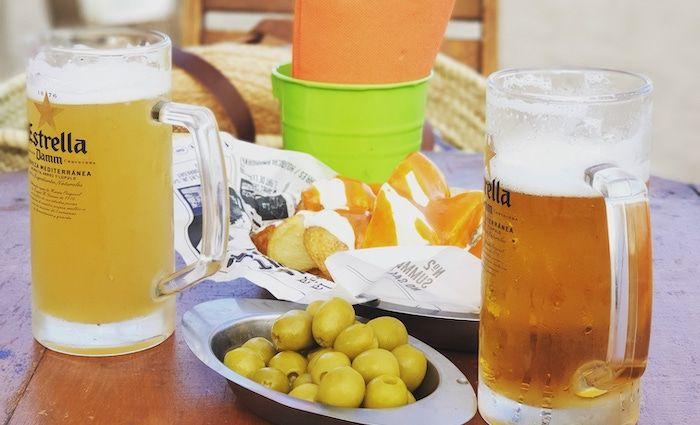 Bravas Foods to try Barcelona