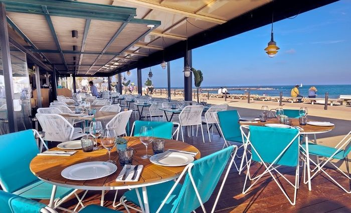 Top 10 Restaurants Near the Beach in Barcelona