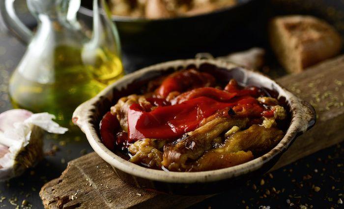 Escalivada Foods to Try Barcelona