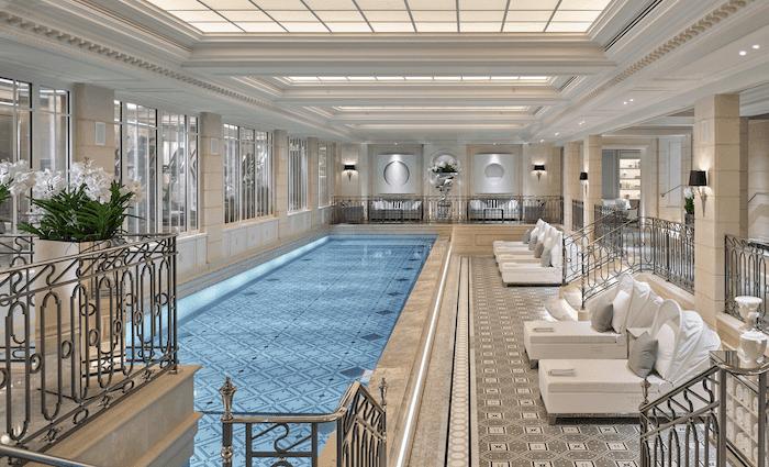 Four Seasons Indoor Pool