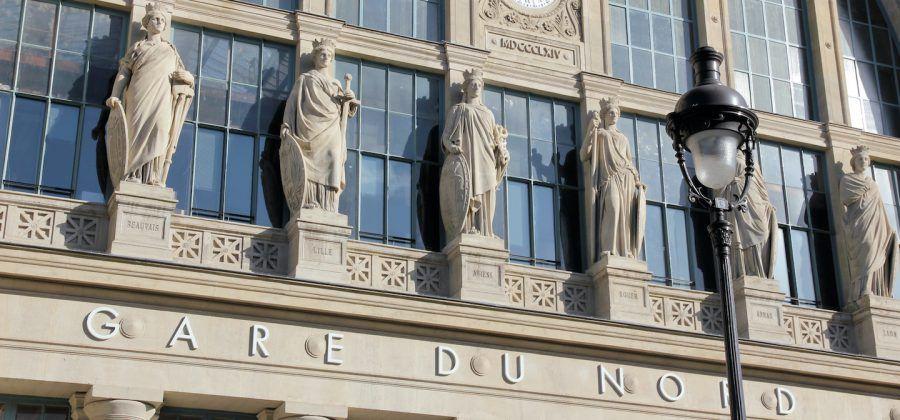 Paris gare du Nord 1440 x 675