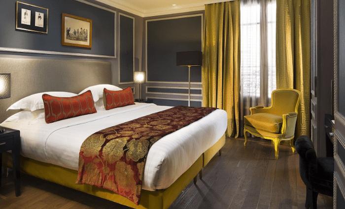 Hotel & Spa La Belle Juliette Affordable Hotel Paris