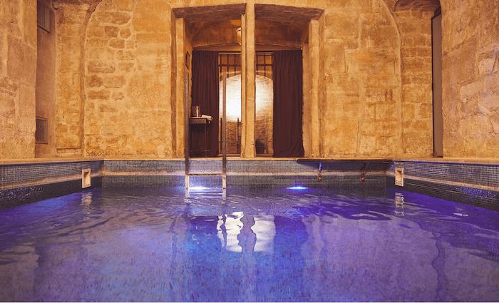 L'Hotel Indoor Pool Paris