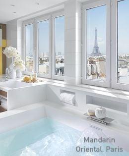 Mandarin Oriental Best Hotels Paris
