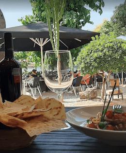 Restaurants near Park Guell