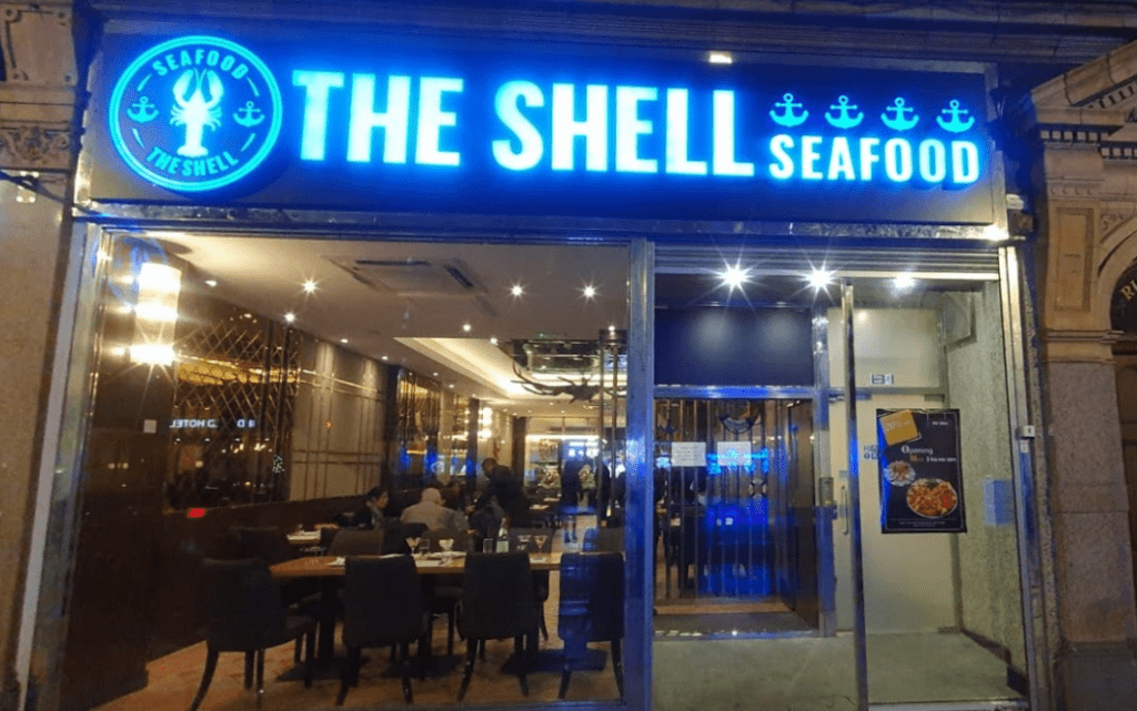 The Shell Seafood Restaurant