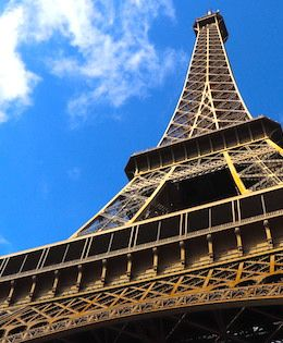 Why was the Eiffel Tower Built