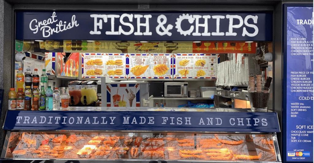 best restaurants near the tower of london