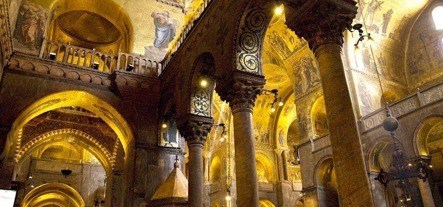 the tour guy st mark's basilica