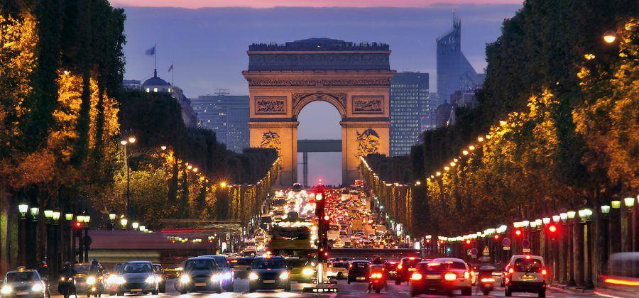 Best Restaurants Arc de Triomph Champs-Elysees Paris