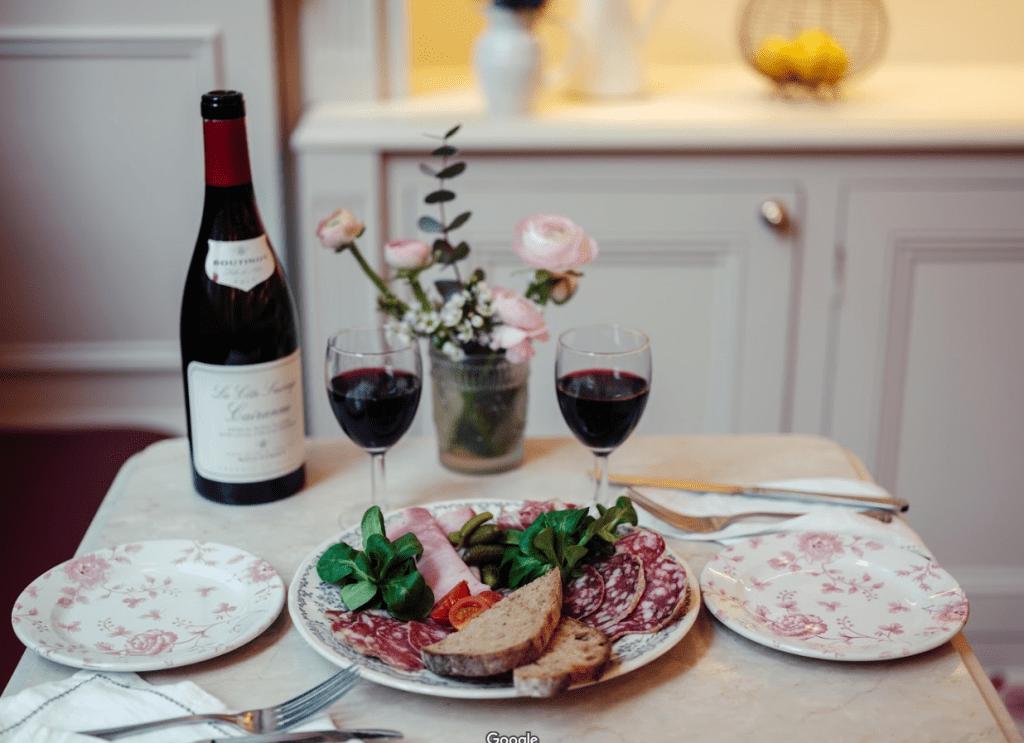 Best restaurants near Buckingham palace