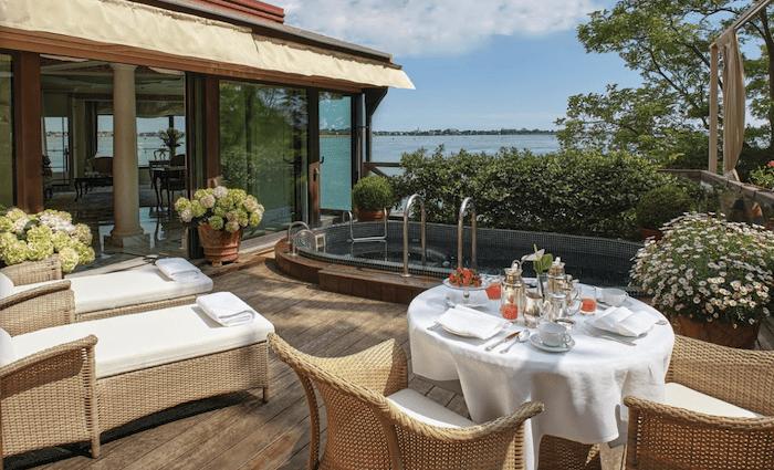 Cipriani Hotel Venice