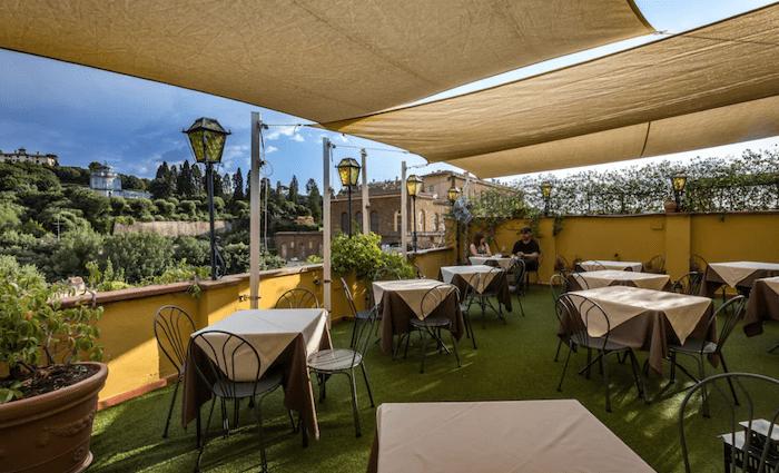 Hotel La Scaletta Florence
