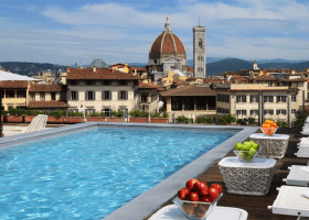 Best Florence Hotels with ROOFTOP RESTAURANTS in 2021