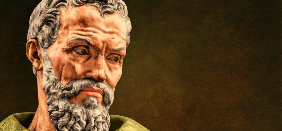 Michelangelo the life of an artist 1440 x 675