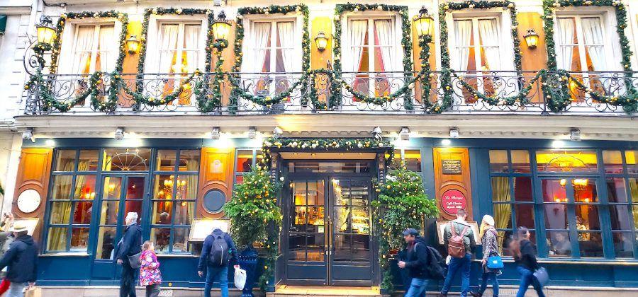 best cafe paris