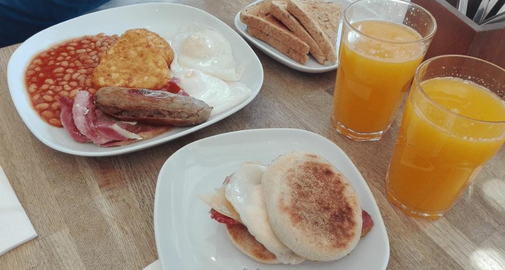 Crumpets - Best Restaurants near Buckingham Palace